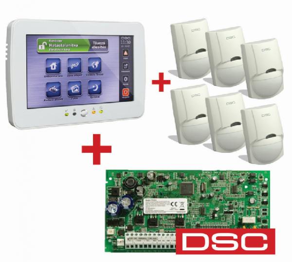 DSC PACK-PC1616-PTK5507-6LC100