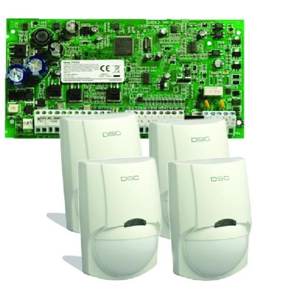 DSC PACK-PC1616-4LC100