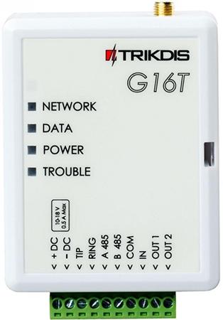 TRIKDIS G16T-3G